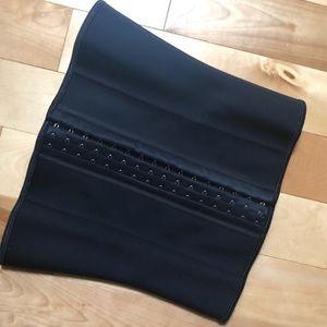 NWT BLACK Waist Trainer Shapewear — XXXL